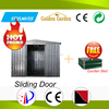 environment friendly airtight 2015 latest style sliding door modular homes for tools storage