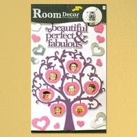 3D eva kid room decor wall decal sticker