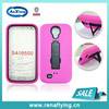 new product belt clip hard case for samsung galaxy s4 case wholesale