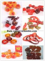 OEM Halal Nutrition Gummy Jelly Candy