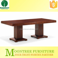 Moontree MDT-1162 chinese furniture supplier wooden square dining table
