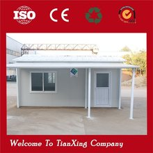Industrial camping room oil field & mine field prefab house residential building