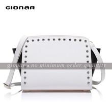 Popular italian leather bag brand women bag for china wholesale
