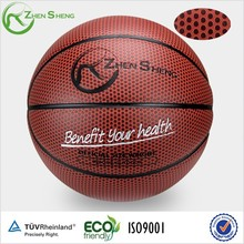 Zhensheng Basketball League Basketballs PU Leather Made