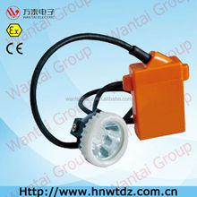 High power LED mining cap lamp
