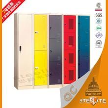 Modern Design Steel Sheet Combination Cheap Parcel Locker with Lock