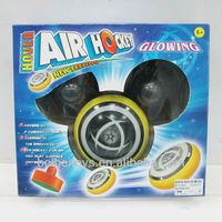 Portable Glowing Air Hockey Game, Ait Hockey without the Table