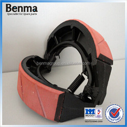 GS125 motorcycle brake shoes OEM made,motorcycle parts