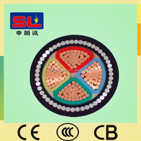Industrial Wiring 240mm XLPE 4 Core Armoured Cable