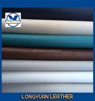 waterproof pu synthetic leather for shoes upper and handbags