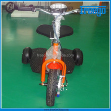 Freego 350w 36v Cheap And Best 3 Wheel Electric Tricycle Scooter For Adult