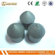 High precision falt buttons carbide for mining