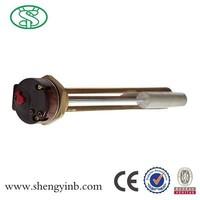 u type tubular heater heating tube
