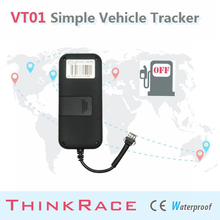 2015 Thinkrace Cheap and Stable wireless car alarm VT01 with google map/tracking/car gps