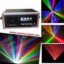 Lazer Laser Pro 7000MW RGB ILDA Showlaser for Music