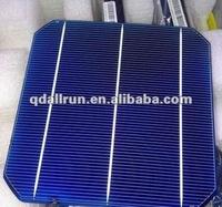 High efficiency solar cells 6x6