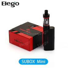 2015 Newest Kanger Subox Mini Kit , kanger kbox mini,kanger Subtank Mini Bell Cap from Elego