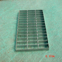 round Steel or Stainless steel Lattice steel plate/steel grid