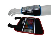 Jogging Neoprene Mobile Phone Sports Armband ,Neoprene Armband phone Holder