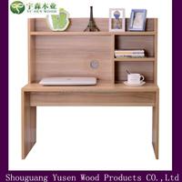 2015 high quality revolving wooden desktop bookcase for children