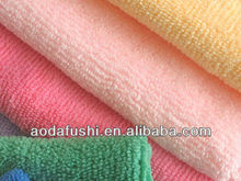 cheap promotion 70% polyester 30% polyamide microfiber gym towel microfiber bath towel