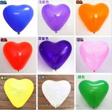 party decoration balloon heart shaped balloon wholesale balloon China factory