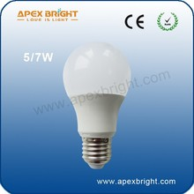 eco- friendly par led bulb 5w led lighting bulb