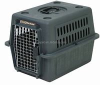 2015 industrial manual bolt plastic pet cage