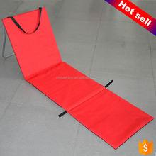 Outdoor folding beach mat camping mat
