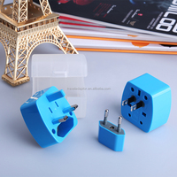 2015 hot selling universal travel adapter for gift,stationery corporate gift items
