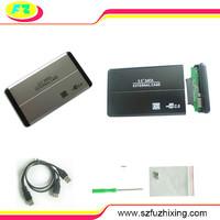 USB 2.0 to SATA 2.5 Aluminum HDD Enclosure