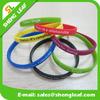 debossed custom wristband customize silicone bracelet