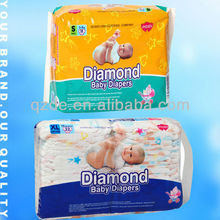 Imported Materials Disposable Baby Diaper