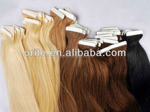 Double side Tape Human Hair aliexpress hair silicone tape for hair