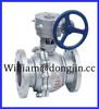 Stainless steel ball valve ANSI API