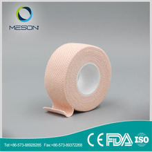 Zigzag Edge Porous Cotton Hot Melt Adhesive Strapping Sport Health Medical Finger Protection Tape