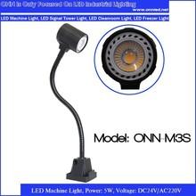 LED Gooseneck Lamp Machine Work Light M3S New LED Lighting 2015