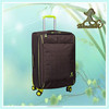 20 24 28 inch decent suitcase leisure trolley luggage custom patterned print bag set nylon 4-wheel for business and travel
