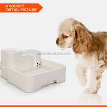 New brand pet feeder product Automatic Pet Water Fall - 4L for dog water fountain PF09