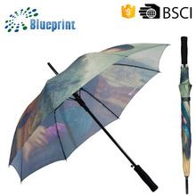 Supplier innovative business umbrella character creative premium gift