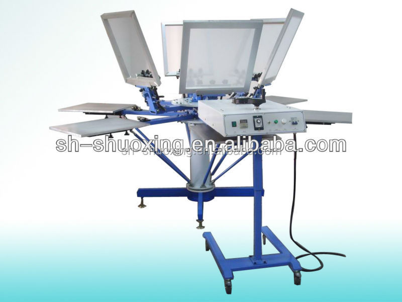 t shirt screen printing machine prices