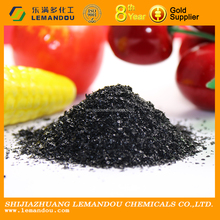 Big capacity and factory sale powder Humic acid potassium salt from Leonardite Fertilizer