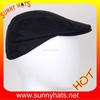 100% linen gatsby cap flat golf driving cabbie hat