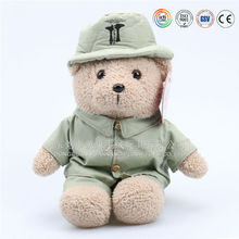 Doctor plush nurse bear toy