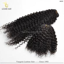 Alibaba Golden Suppliers Unprocessed Natural Original Most Popular soft light jerry curl hair weave light brown