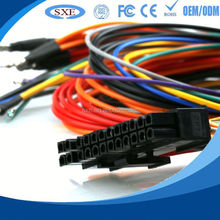Factory custom mini fit pitch 4.2mm wire harness