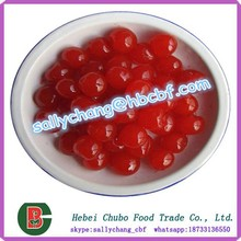 3000g Best red Canned Cherries Cherry In Syrup