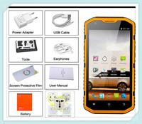 Best China Phone 4G LTE Smartphone No.1 X6800 MSM8916 Quad Core 1GB RAM 8GB ROM Waterproof Shockproof Phone