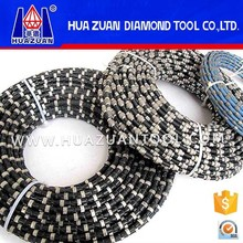 Environment and high performance wire rope saw for sale