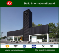 Container house timber framed houses